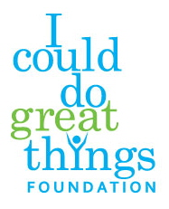 I Could Do Great Things Foundation logo